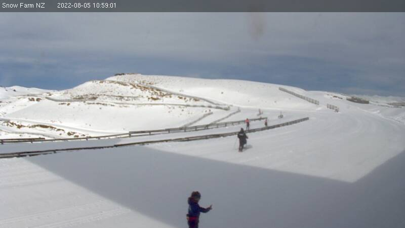 Snow Farm Webcam